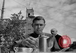 Image of United States soldiers Copenhagen Denmark, 1945, second 12 stock footage video 65675053346