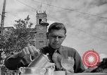 Image of United States soldiers Copenhagen Denmark, 1945, second 14 stock footage video 65675053346