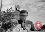 Image of United States soldiers Copenhagen Denmark, 1945, second 15 stock footage video 65675053346