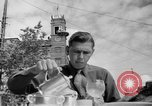 Image of United States soldiers Copenhagen Denmark, 1945, second 16 stock footage video 65675053346