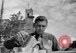 Image of United States soldiers Copenhagen Denmark, 1945, second 17 stock footage video 65675053346