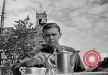 Image of United States soldiers Copenhagen Denmark, 1945, second 19 stock footage video 65675053346