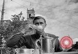 Image of United States soldiers Copenhagen Denmark, 1945, second 24 stock footage video 65675053346