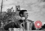 Image of United States soldiers Copenhagen Denmark, 1945, second 25 stock footage video 65675053346