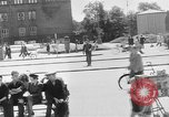 Image of United States soldiers Copenhagen Denmark, 1945, second 40 stock footage video 65675053346