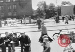 Image of United States soldiers Copenhagen Denmark, 1945, second 41 stock footage video 65675053346