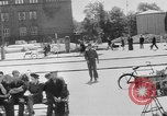 Image of United States soldiers Copenhagen Denmark, 1945, second 45 stock footage video 65675053346