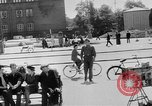 Image of United States soldiers Copenhagen Denmark, 1945, second 48 stock footage video 65675053346