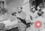 Image of United States soldiers Copenhagen Denmark, 1945, second 22 stock footage video 65675053347