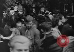 Image of United States soldiers Copenhagen Denmark, 1945, second 25 stock footage video 65675053347