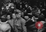 Image of United States soldiers Copenhagen Denmark, 1945, second 26 stock footage video 65675053347