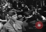 Image of United States soldiers Copenhagen Denmark, 1945, second 27 stock footage video 65675053347