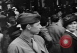 Image of United States soldiers Copenhagen Denmark, 1945, second 28 stock footage video 65675053347