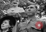 Image of United States soldiers Copenhagen Denmark, 1945, second 47 stock footage video 65675053347