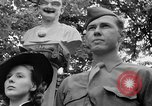 Image of United States soldiers Copenhagen Denmark, 1945, second 48 stock footage video 65675053347