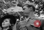 Image of United States soldiers Copenhagen Denmark, 1945, second 49 stock footage video 65675053347