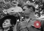 Image of United States soldiers Copenhagen Denmark, 1945, second 50 stock footage video 65675053347