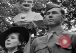 Image of United States soldiers Copenhagen Denmark, 1945, second 51 stock footage video 65675053347