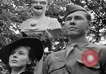Image of United States soldiers Copenhagen Denmark, 1945, second 53 stock footage video 65675053347