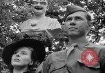 Image of United States soldiers Copenhagen Denmark, 1945, second 54 stock footage video 65675053347