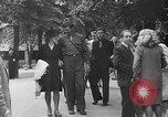 Image of United States soldiers Copenhagen Denmark, 1945, second 55 stock footage video 65675053347