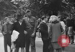 Image of United States soldiers Copenhagen Denmark, 1945, second 57 stock footage video 65675053347