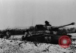 Image of German Panzer Grenadiers engage Soviet forces on Eastern Front Russia, 1944, second 27 stock footage video 65675053351