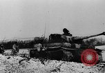 Image of German Panzer Grenadiers engage Soviet forces on Eastern Front Russia, 1944, second 28 stock footage video 65675053351