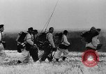 Image of German Panzer Grenadiers engage Soviet forces on Eastern Front Russia, 1944, second 31 stock footage video 65675053351