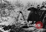 Image of German Panzer Grenadiers engage Soviet forces on Eastern Front Russia, 1944, second 52 stock footage video 65675053351