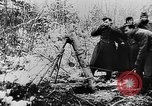 Image of German Panzer Grenadiers engage Soviet forces on Eastern Front Russia, 1944, second 53 stock footage video 65675053351