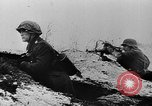 Image of German Panzer Grenadiers engage Soviet forces on Eastern Front Russia, 1944, second 54 stock footage video 65675053351