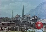 Image of ruins of a factory Bavaria Germany, 1945, second 6 stock footage video 65675053360
