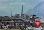 Image of ruins of a factory Bavaria Germany, 1945, second 7 stock footage video 65675053360