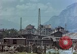 Image of ruins of a factory Bavaria Germany, 1945, second 10 stock footage video 65675053360