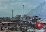 Image of ruins of a factory Bavaria Germany, 1945, second 11 stock footage video 65675053360
