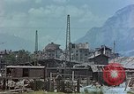 Image of ruins of a factory Bavaria Germany, 1945, second 16 stock footage video 65675053360