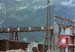 Image of ruins of a factory Bavaria Germany, 1945, second 46 stock footage video 65675053360