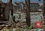 Image of ruins of a factory Bavaria Germany, 1945, second 61 stock footage video 65675053360