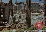 Image of ruins of a factory Bavaria Germany, 1945, second 62 stock footage video 65675053360