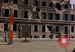 Image of Brandenburg Gate Berlin Germany, 1945, second 52 stock footage video 65675053361