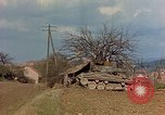 Image of American military vehicles Germany, 1945, second 13 stock footage video 65675053366
