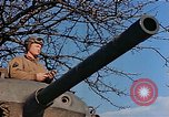 Image of American military vehicles Germany, 1945, second 32 stock footage video 65675053366