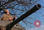 Image of American military vehicles Germany, 1945, second 40 stock footage video 65675053366