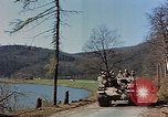 Image of American military vehicles Germany, 1945, second 48 stock footage video 65675053366