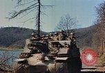 Image of American military vehicles Germany, 1945, second 50 stock footage video 65675053366