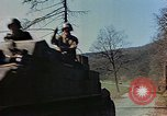 Image of American military vehicles Germany, 1945, second 51 stock footage video 65675053366