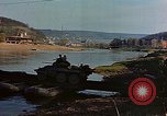 Image of American tanks Germany, 1945, second 14 stock footage video 65675053367