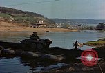 Image of American tanks Germany, 1945, second 16 stock footage video 65675053367