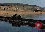 Image of American tanks Germany, 1945, second 19 stock footage video 65675053367